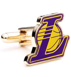 LA Lakers Cufflinks