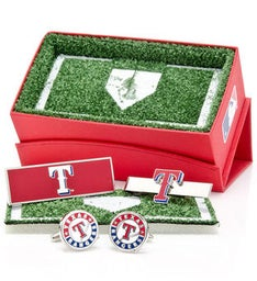 Texas Rangers 3-Piece Gift Set