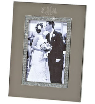 Personalized Glitter Galore Picture Frame