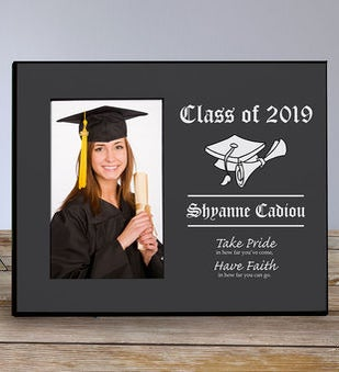 Personalized Graduation Printed Frame