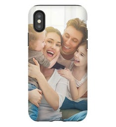 Personalized iPhone X Phone Case