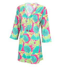 Personalized Tropical Womens Tunic