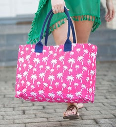Personalized Summer Beach Bag