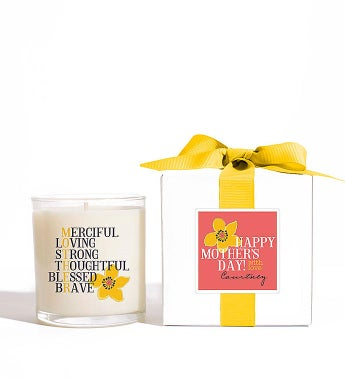 Personalized Mother Candle