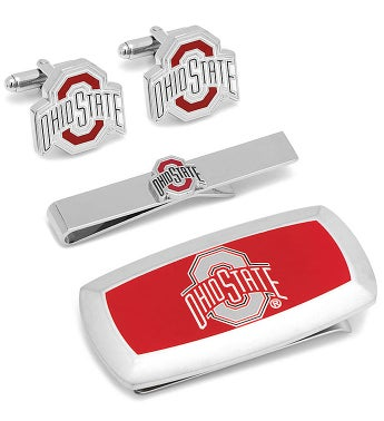 Ohio State University 3-Piece Cushion Gift Set