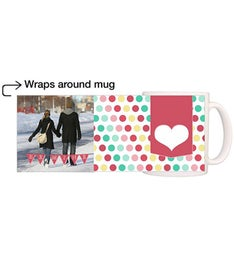 Personalized I Spot Love Magic Mug