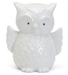Personalized Owl Piggy Bank