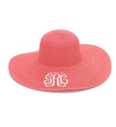 Personalized Floppy Hat