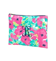 Personalized Zip Pouch