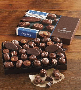 Harry & David All Milk Assorted Chocolates 35ct