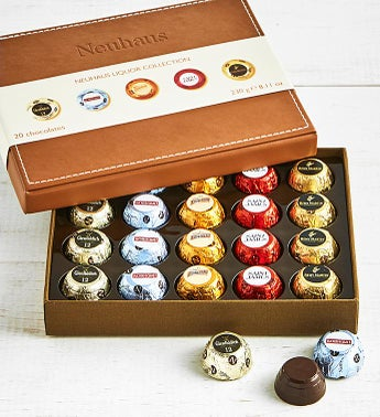 Neuhaus Belgian Liquor Chocolates 20 pc Box