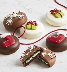The Sweet Shop 6pc Holiday OREO cookies