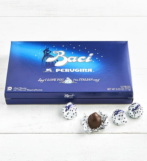 Perugina Baci 12pc Dark Chocolates