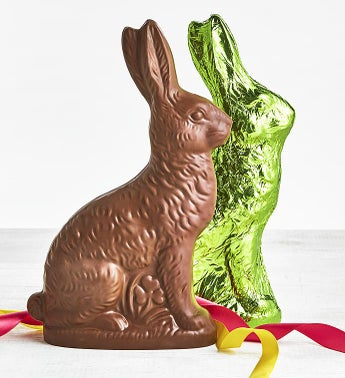 Art CoCo Colossal Milk Chocolate Bunny