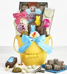 Long Grove Happy Easter Basket
