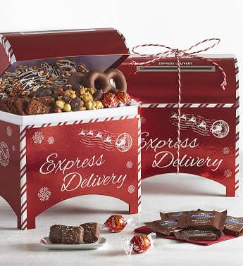 Special Delivery Chocolates  Sweets Mailbox