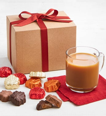 Lake Champlain Wrapped Chocolates & Fall Coffees