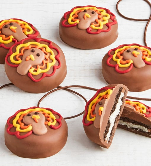 The Sweet Shop 6pc Thanksgiving OREO® cookies