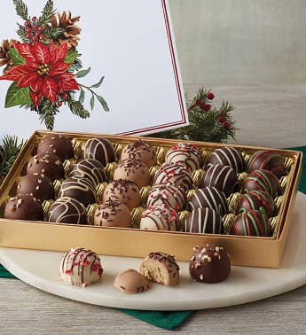 Harry  David Limited Edition Holiday Truffles