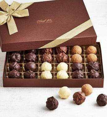 Ethel M Chocolates Truffles Collection 24pc