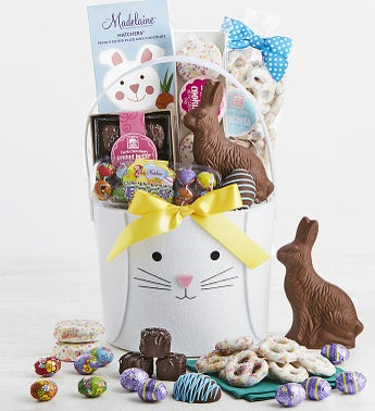 Simply Chocolate Bunnys Best Easter Basket