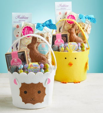 Simply Chocolate Best Easter Basket - Lamb