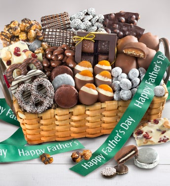 Splendid Sweets Fathers Day Basket