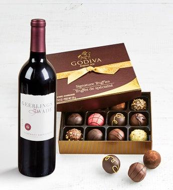 Godiva Signature with Geerlings  Wade 2016 Cabe Sauv
