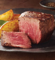 Barrel-Cut Filet Mignon