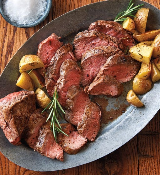 Tenderloin Tips - USDA Choice