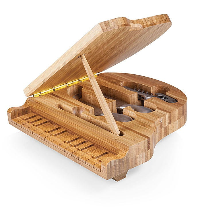 Piano Cheese Set