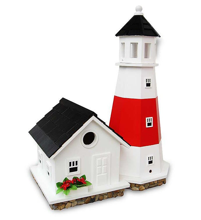 Montauk Point Lighthouse Birdhouse