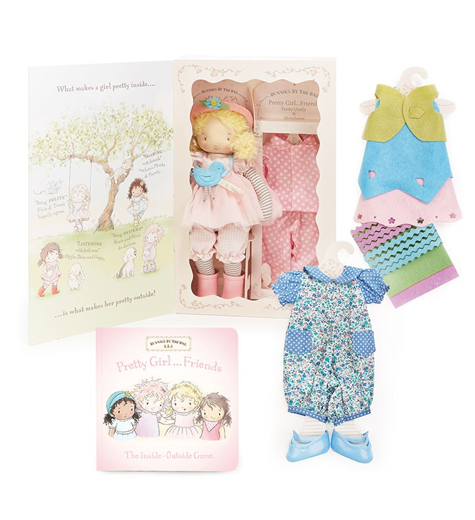Elsie GirlFriend Dolland Book Gift Set