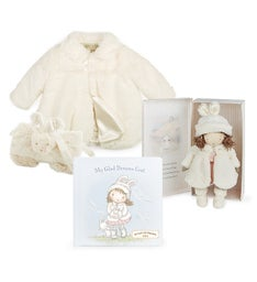 Glad Dreams Coat & Doll Heirloom Gift Bundle