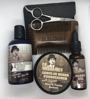 Ultimate Beard Care Kit 5 Piece
