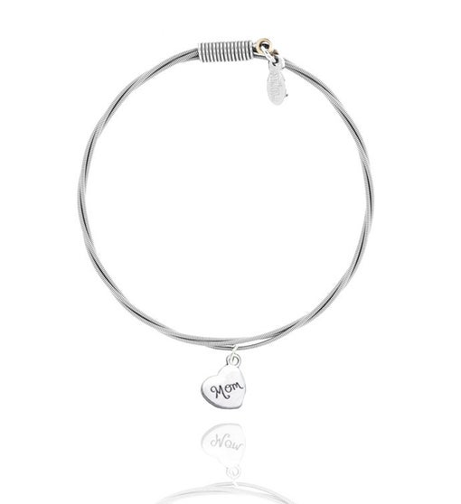 """A Song For Mama"" - Guitar String Bracelet"