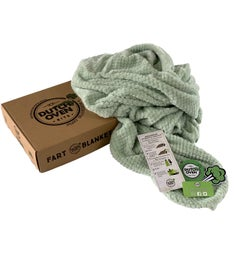 The Original Dutch Oven Kits Fart Blanket - Tactical Green