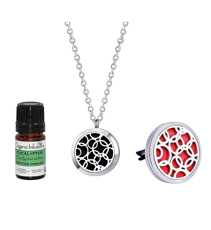 Bubbles Essential Oil Gift Set
