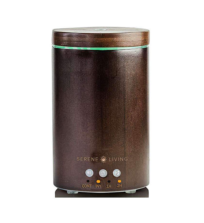 Sienna Bamboo Aromatherapy Essential Oil Diffuser