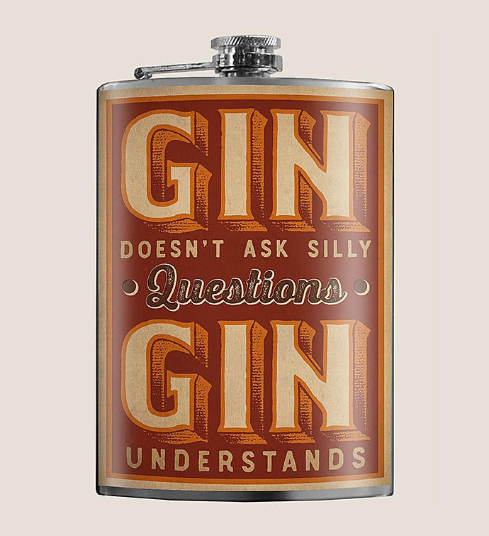 Gin Understands Flask