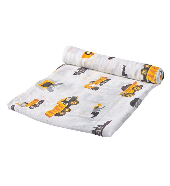 Bamboo Muslin Swaddle - Machines
