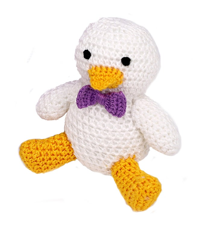 Crochet Duckling- Boy or Girl