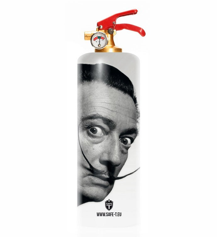 Safe-t Design Fire Extinguisher- People