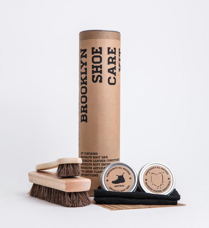 Tubular Shoe Care Kit