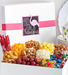 Be Fabulous Flamingo Deluxe Sampler