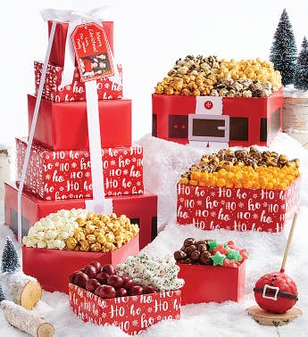 5-Tier Santas Belt Tower