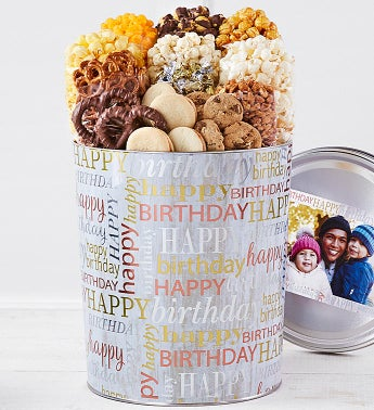 Birthday Brilliance Premium 3 12 Gallon Snack Assortment