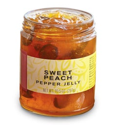 Sweet Peach Pepper Jelly (10.5 oz)