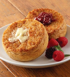 Sweet Harvest Wheat Super-Thick English Muffins