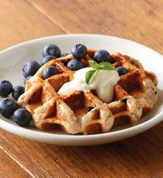 Blueberry Greek Yogurt Waffle, 2-Packs